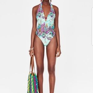 Zara Gondola city swimsuit